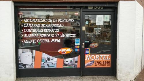 barrera vehicular ppa kit