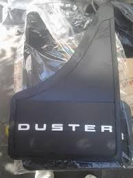 barrero duster goma alta calidad