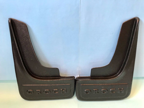 barreros bracco renault duster oroch x4 c/fenders