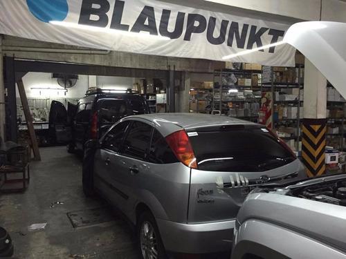 barreros para ford ecosport rígidos de plastico x4 con logo