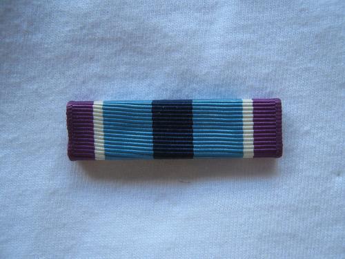 barreta militar eua - humanitarian service medal