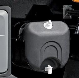 barrica, corote, reservatório água para caminhão 30 litros