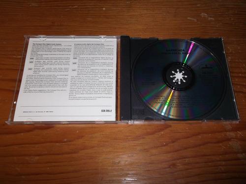 barricada - pasion por el ruido cd español ed 1992 mdisk