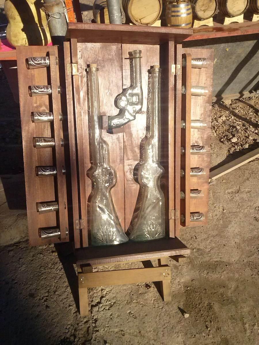 Barricas artesania muebles de barril tequileros for Muebles artesania