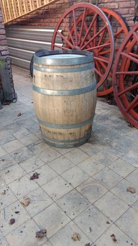 barricas de roble