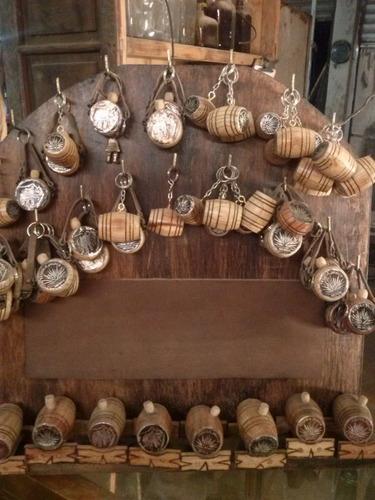 barricas, licoreras para su evento, artesanias.