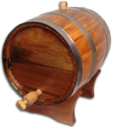 barril 3 litros adega artesanal cachaça vinho carvalho
