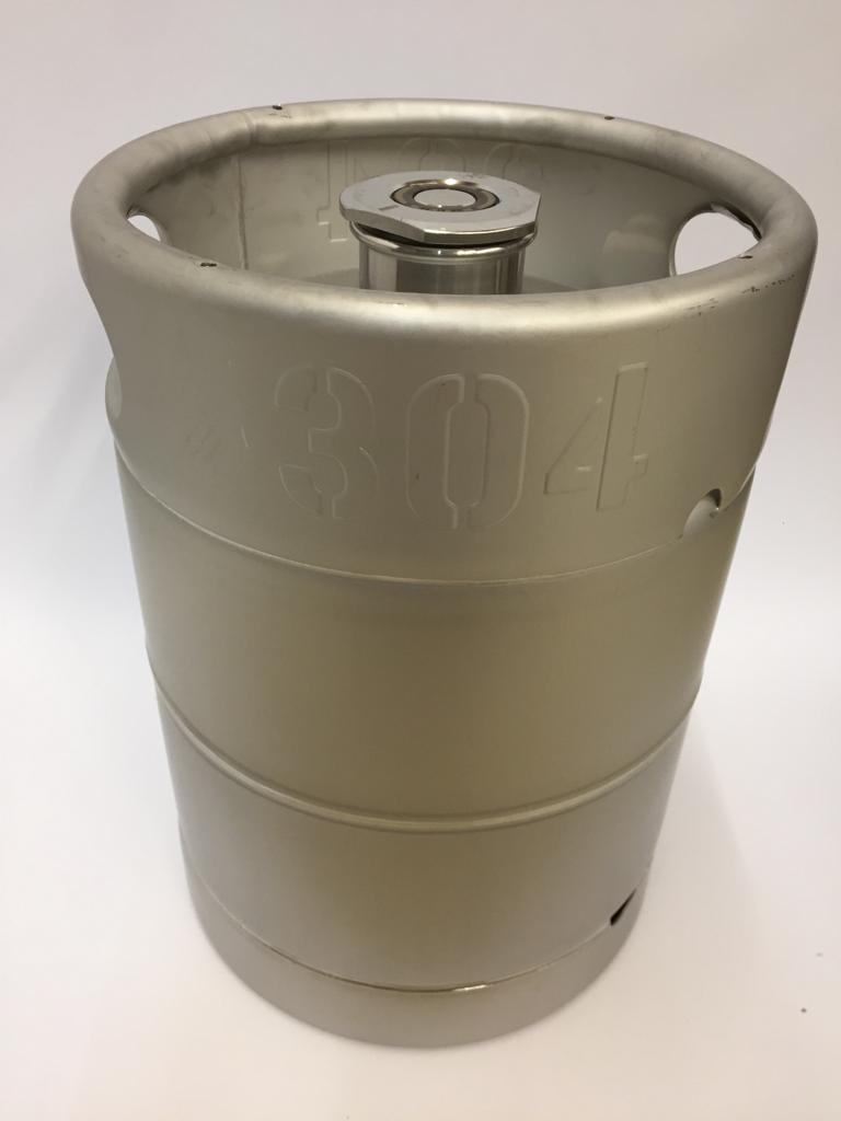 Barril Cerveza Artesanal 20 Lts Slim 304 Esp G Micromatic