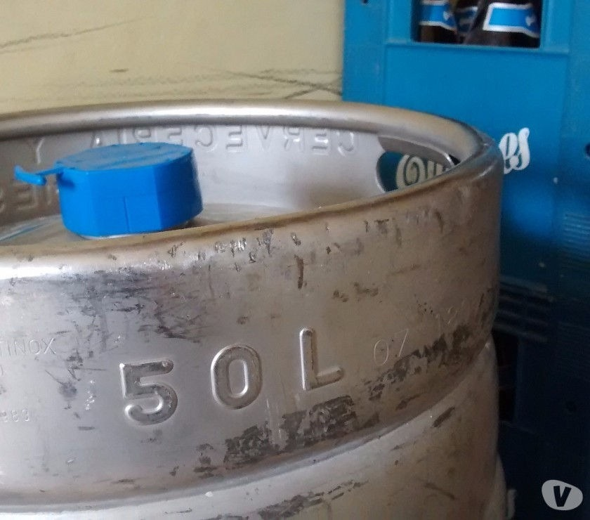 Barril Cerveza Quilmes X 50 Litros Zona Norte 5 600 00 En