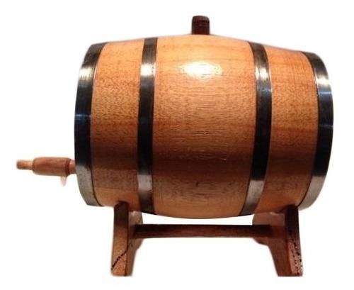 barril de carvalho 5 l / dorna /corote/tonel / tina/presente