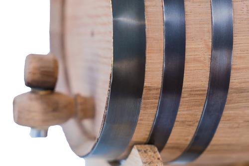barril de roble para 2 litros, personalizado y envio gratis.