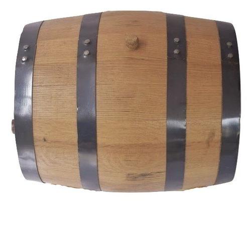 barril de roble para 20 litros, personalizado y envio gratis