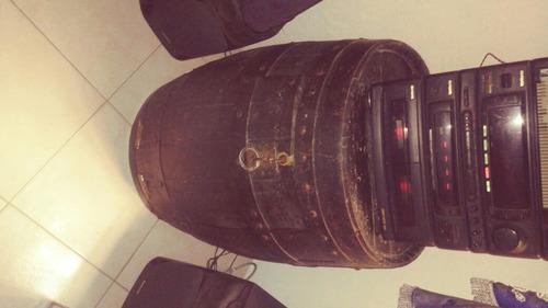 barril licorera excelente estado