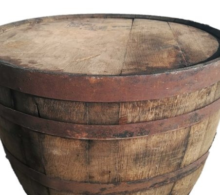 barril para 200 lts, 100% roble blanco. tequilero.