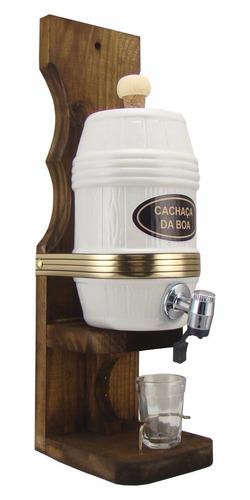 barril porcelana 1,5 lt-cachaça-frete barato? é só perguntar