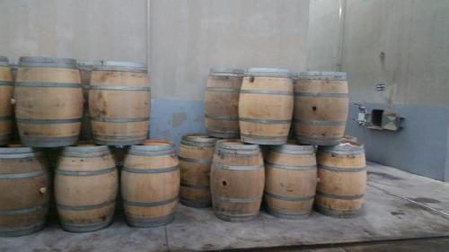 barril roble frances