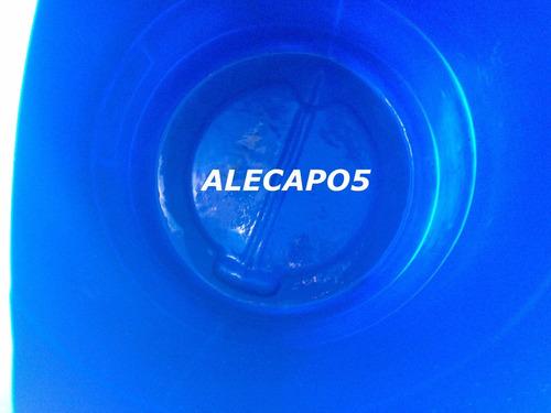 barril tanque tambor 200 litros abierto