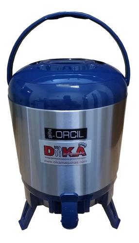 barril térmico orcil com depósito 9,5 litros dreno exclusivo
