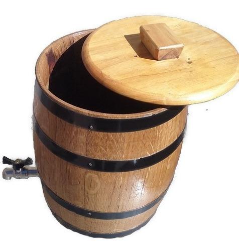 barril vertical para chopera 5 litros + 4chopp 1/2 litro .