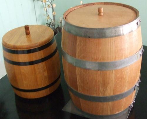 barriles de 10 litros!!