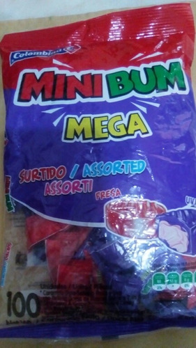 barriletes, chupetas big bom xxl, caramelos clorets