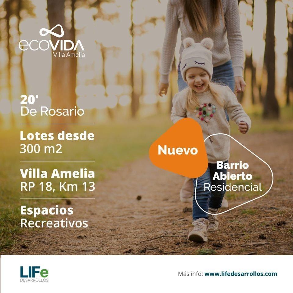 barrio abierto ecovida amplia financiacion en pesos.