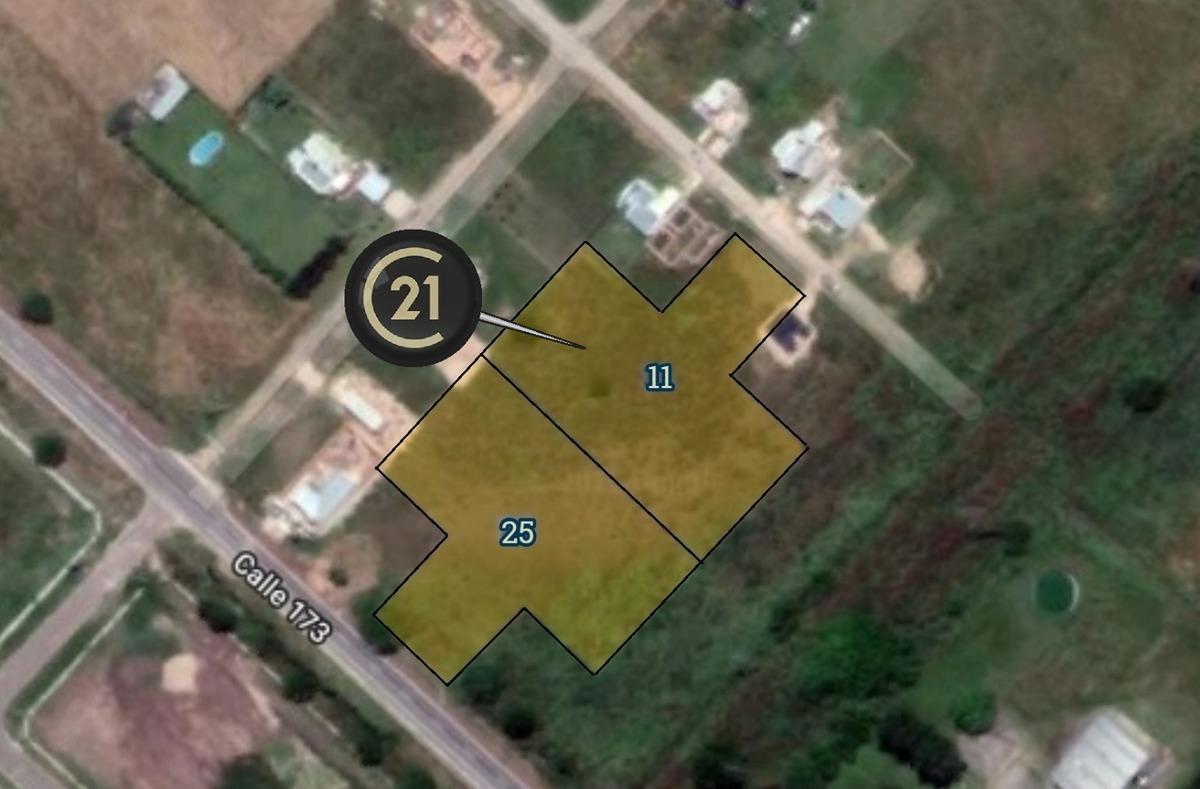 barrio abierto lomas altas de romero - vende lote 3000 m² . (id 7864)