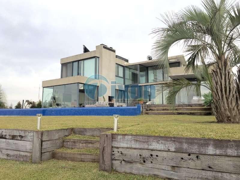 barrio cerrado albanueva - casa venta usd 1.450.000