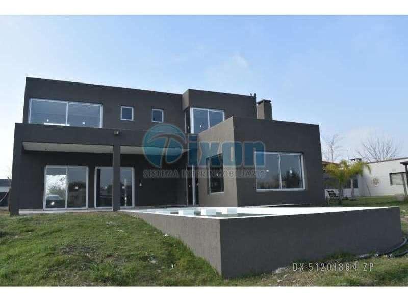 barrio cerrado complejo villa nueva - san marco - casa venta usd 395.000