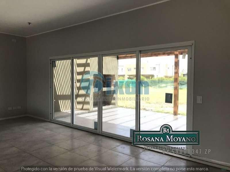 barrio cerrado complejo villa nueva - san rafael - casa venta usd 295.000