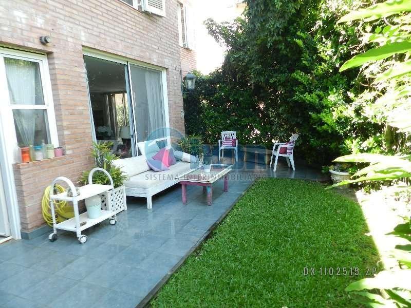 barrio cerrado jardines de san isidro - departamento venta usd 448.000