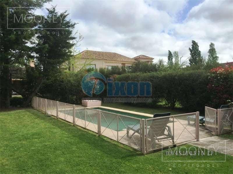 barrio cerrado nordelta - la alameda - casa venta usd 520.000