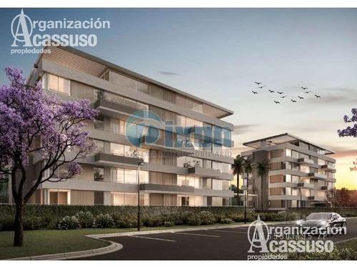 barrio cerrado nordelta - puerto escondido - departamento venta usd 300.000