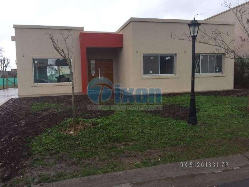 barrio cerrado pilar del este - santa guadalupe - casa venta usd 189.000