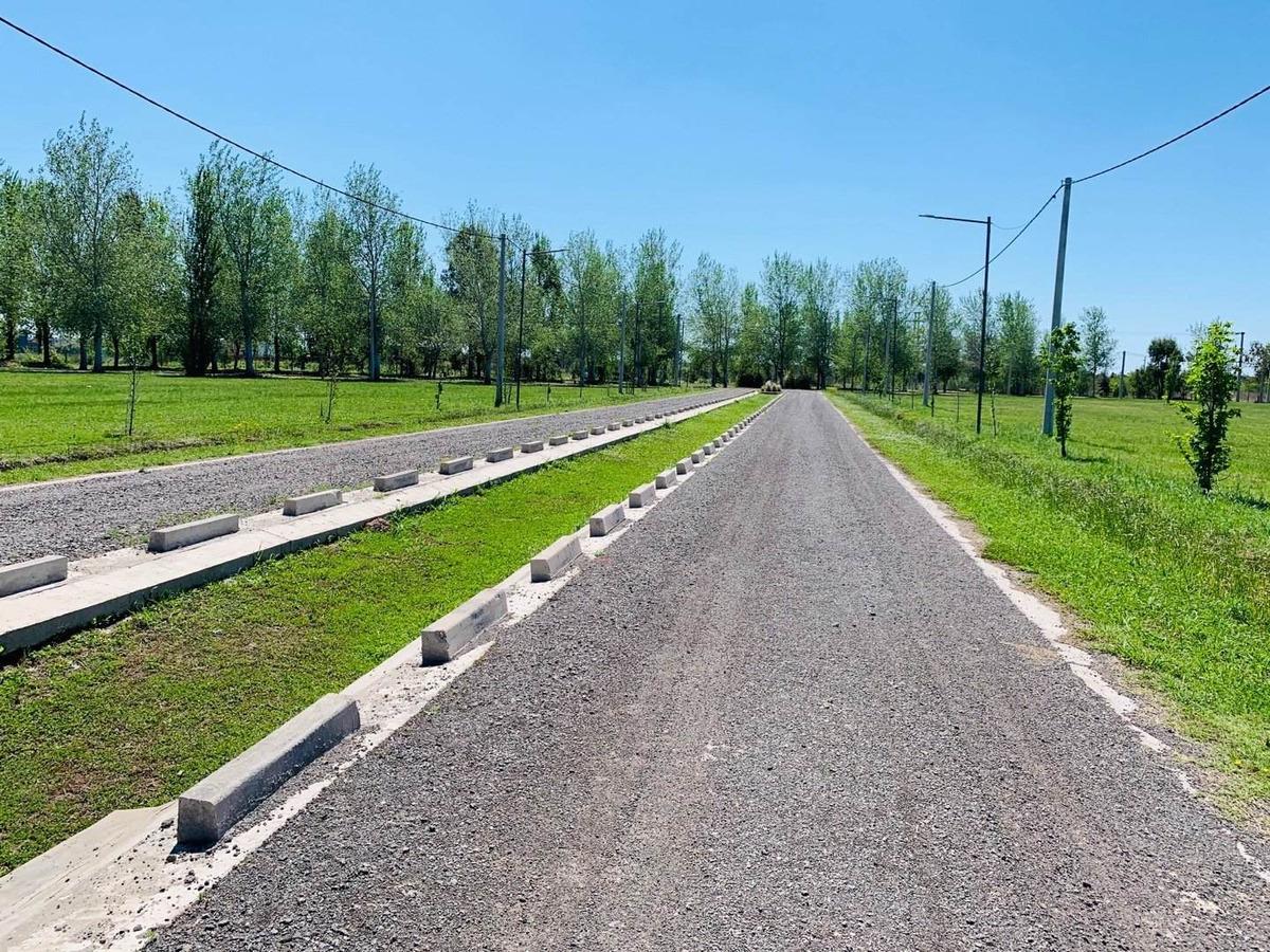 barrio cerrado pinares del sur piñero desde 350m2 a 900m2. bajas expensas.