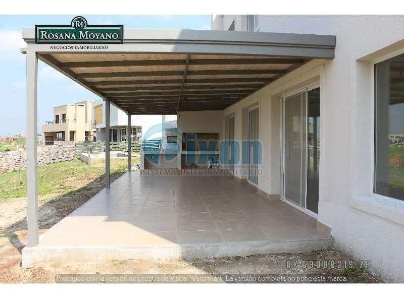 barrio cerrado puertos del lago - ceibos - casa venta usd 339.000