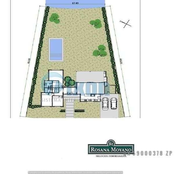barrio cerrado san sebastián (pilar) - casa venta usd 171.000