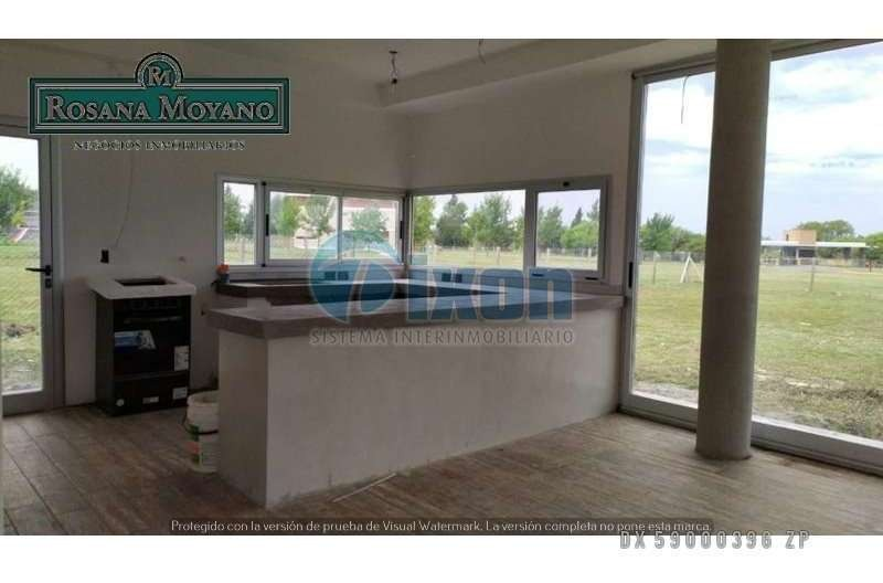 barrio cerrado san sebastián (pilar) - casa venta usd 198.000