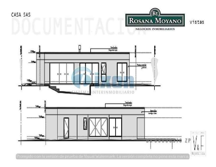 barrio cerrado san sebastián (pilar) - casa venta usd 220.000