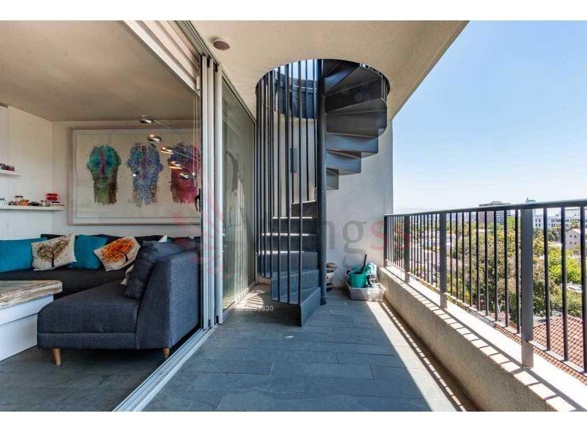 barrio dalmacia - moderno y estiloso rooftop