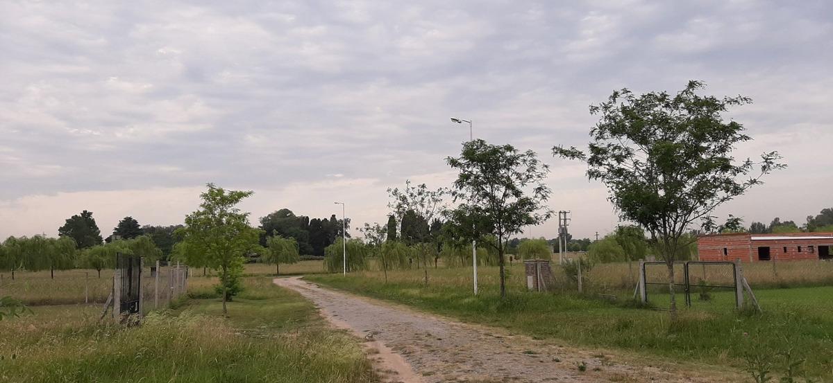 barrio don josé lote 13 semi-cerrado sin expensas