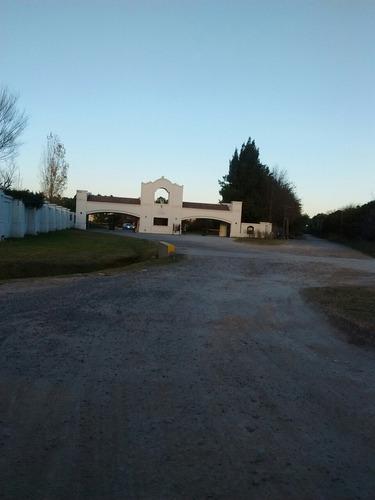 barrio el cardal, campana ruta prov. 6 km 185