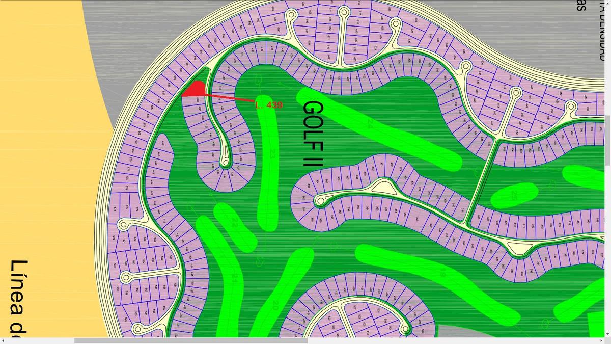 barrio golf ii lote 439