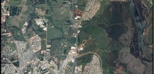barrio hipódromo, zona de polo logístico, 67.000 m2 con 180 metros de frente a ruta 39