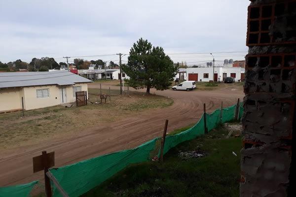 barrio la carmencita chalet en construcción a terminar