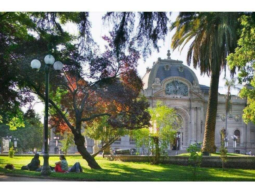 barrio lastarria, bellas artes, parque forestal. a pasos del metro, neo clásico