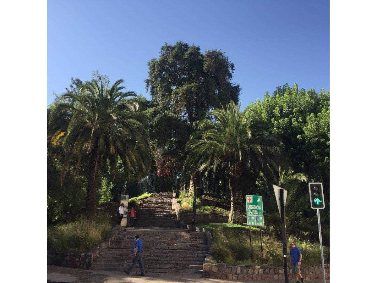 barrio lastarria / cerro santa lucía