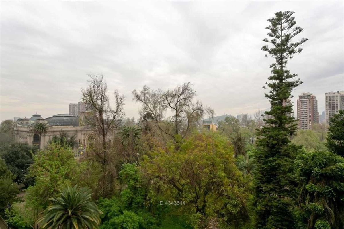 barrio lastarria / parque forestal