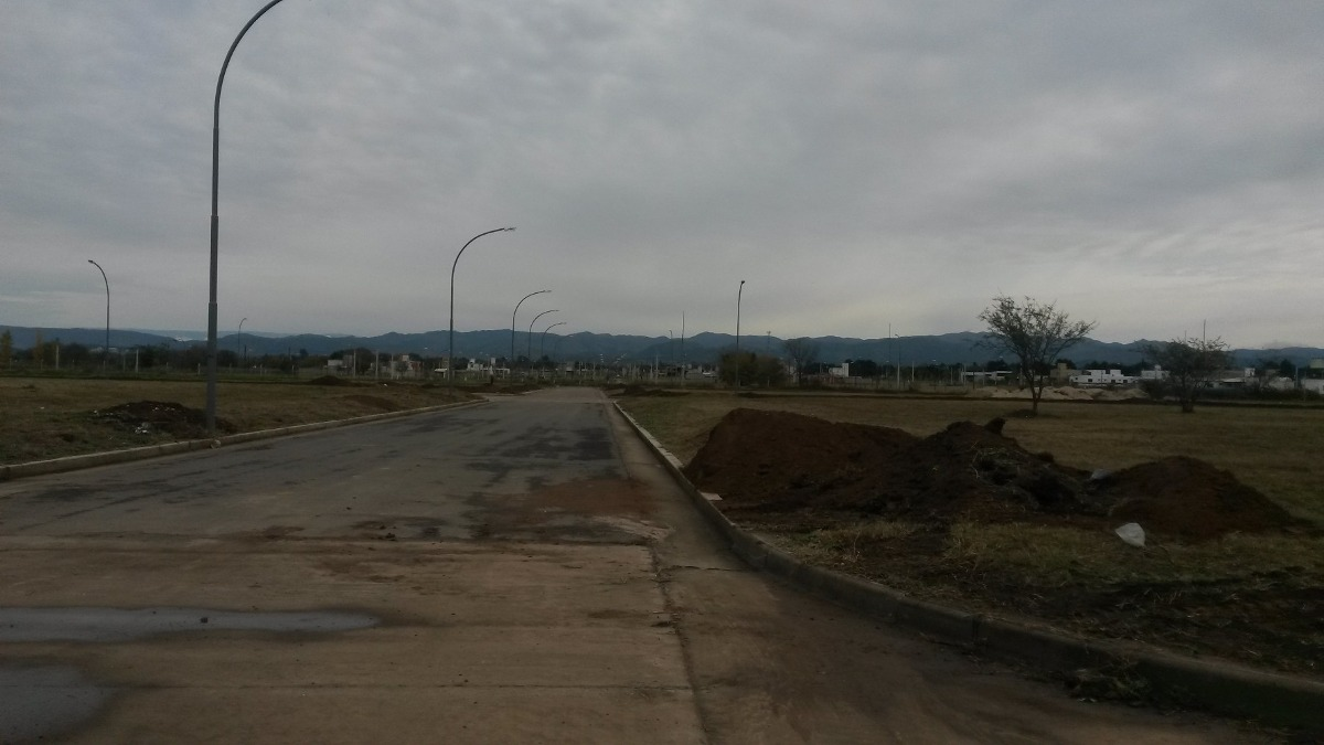barrio norte lote 360m2 etapa 1