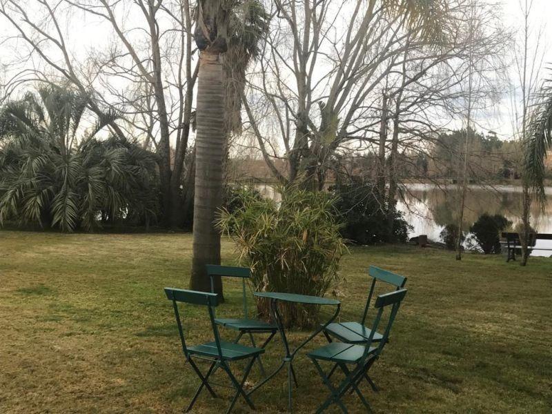 barrio privado carmel. fondo al lago. 4 dorms + serv. piscin